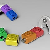 Rainbow Rotating Electrical Outlet
