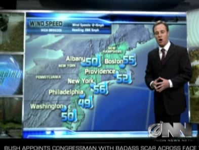 Meteorologists Predict an Extremely Brisk Autumn