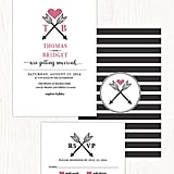 Arrow-Heart Monogram