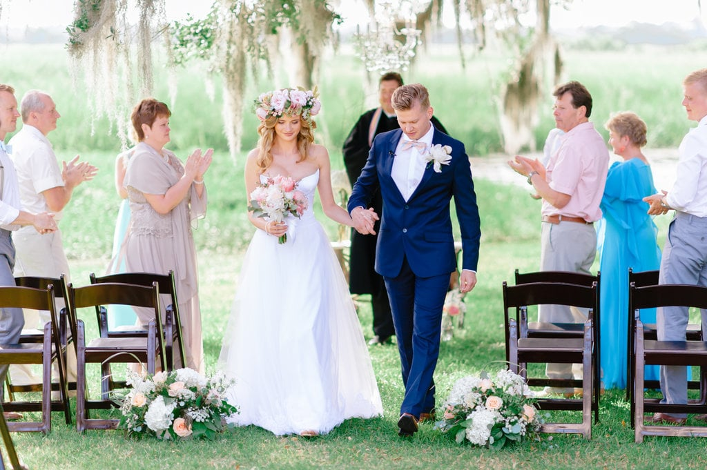 Spring wedding inspiration popsugar love sex spring wedding inspiration junglespirit