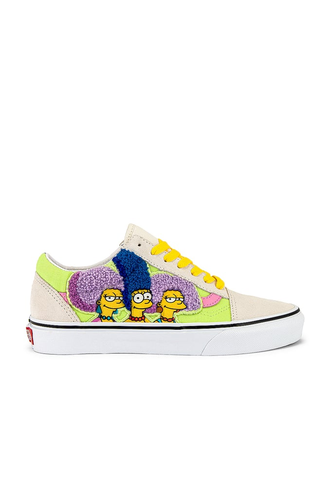 The Simpsons x Vans Old Skool Sneaker