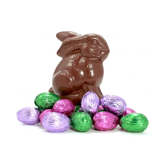 Nothing says Easter like a chocolate bunny! This set of Vegan Bunny and Eggs ($42) from Allison's Gourmet is a perfect Easter treat.