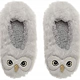 Bioworld Harry Potter Hedwig Padded Slippers