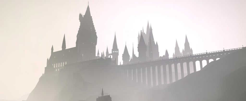 Pottermore Interactive Experience