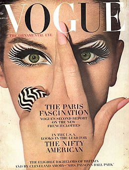 Veronica Hammel, Vogue, September 1964