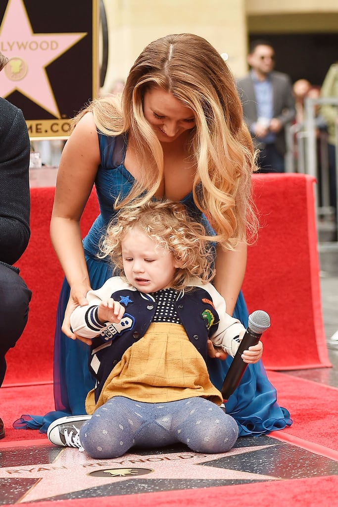 Cute Photos of Blake Lively and Her Kids December 2016 ...