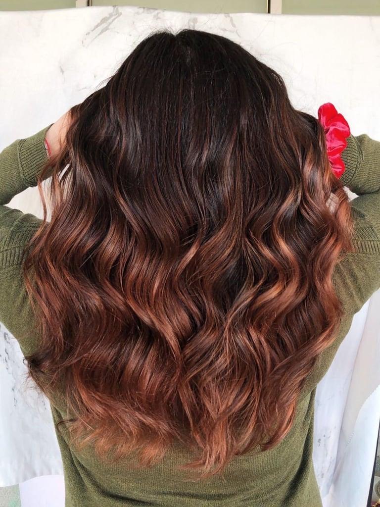 Raspberry Bourbon Hair Colour Trend For Winter 2019 | POPSUGAR Beauty UK