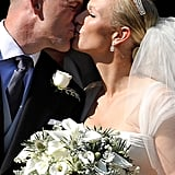 Mike and Zara Tindall, 2011