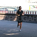 Pippa Middleton stays in shape.