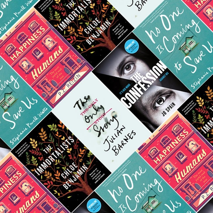 POPSUGAR Book Club: 5 of January's Best New Books to Read