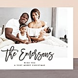 Make It Personal Card from Minted ($1-$3 per card)