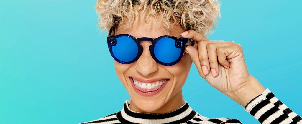 طرح نظارات سناب شات جديدة في أبريل 2018