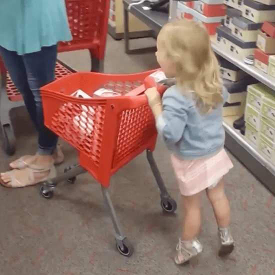 Target Gets Rid of Kid-Sized Shopping Carts After Complaints