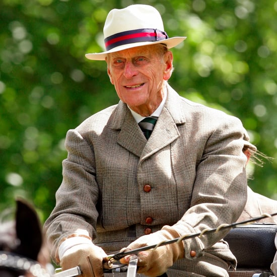 Prince Philip Driving Carriage Video May 2017