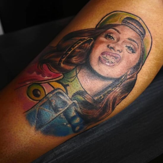 Portrait Tattoo Ideas, Photos, and Inspiration
