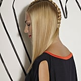 Side View of the Centre Braid