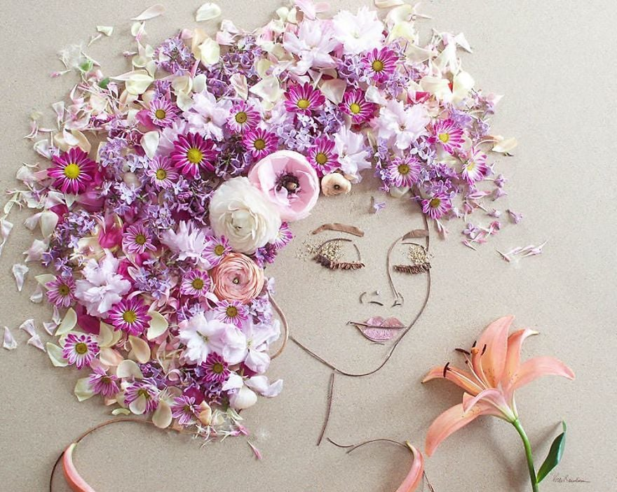 These Flower Portraits Will Leave You Breathless