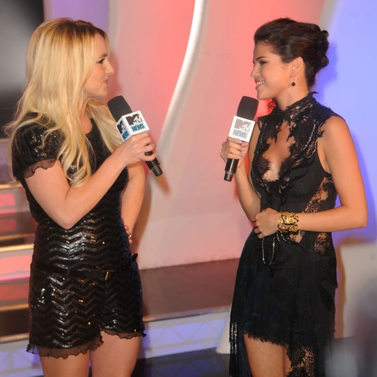 Britney Spears Reacts to Beauty Package From Selena Gomez