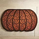 Pier 1 Imports Harvest Pumpkin Scroll Doormat ($30)