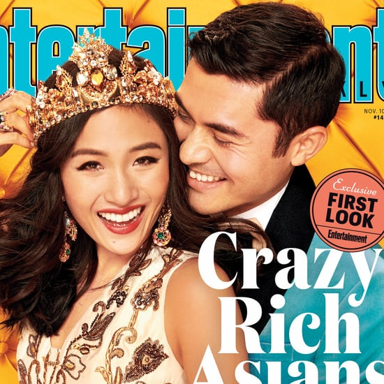Crazy Rich Asians Entertainment Weekly Photo