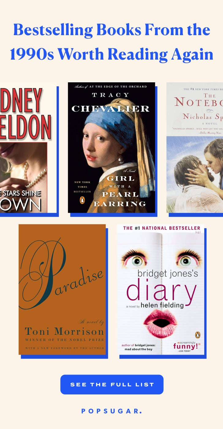 Bestselling Books From the 1990s
