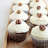 Carrot Cupcakes With Cream Cheese