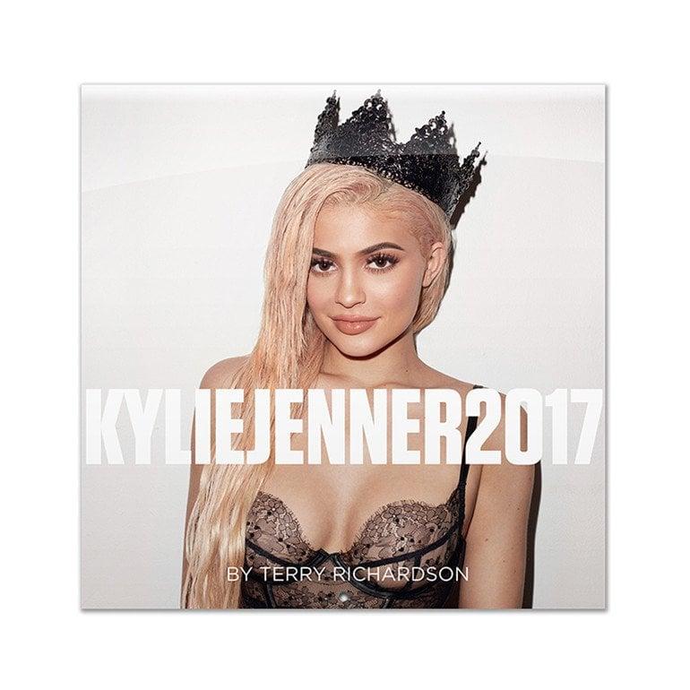 Terry Shot the Photos For Kylie Jenner's 2017 Calendar