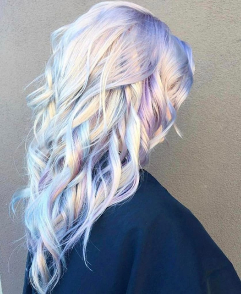 Holographic Hair Is the Fairidescent Dye Trend We've Been Waiting For