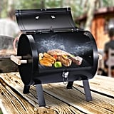 "20"" Outdoor Camping Barrel Charcoal Grill"