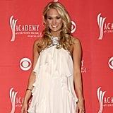 27. Carrie Underwood