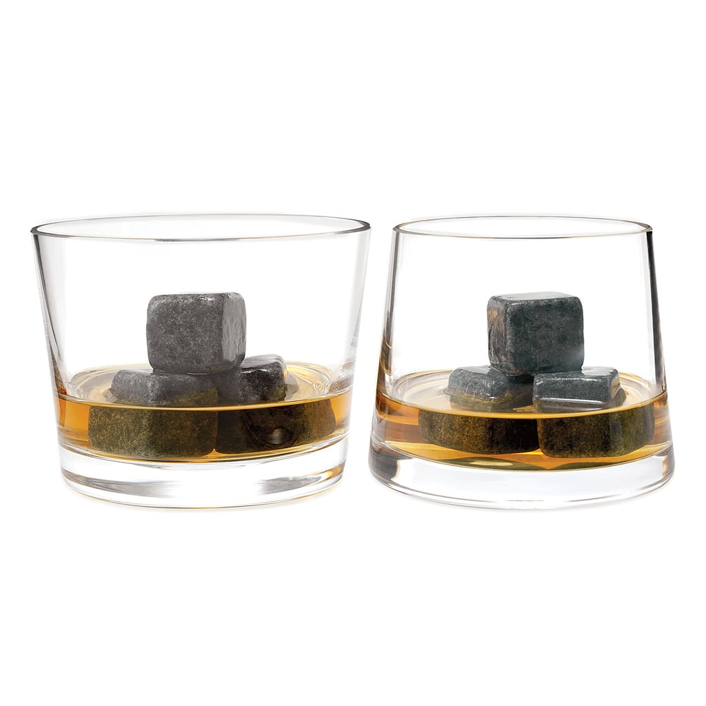 For the Cocktail-Loving Pop Pop: Whiskey Stones Gift Set