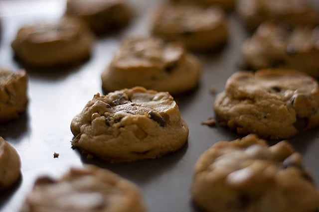 Extra Deluxe Chocolate Chip Cookies