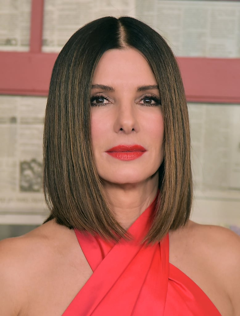 Sandra Bullock Quotes About Her Haircut Today Show 2018 ...