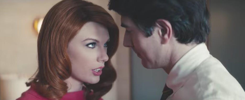 "Taylor Swift With Red Hair in ""Babe"" Music Video"