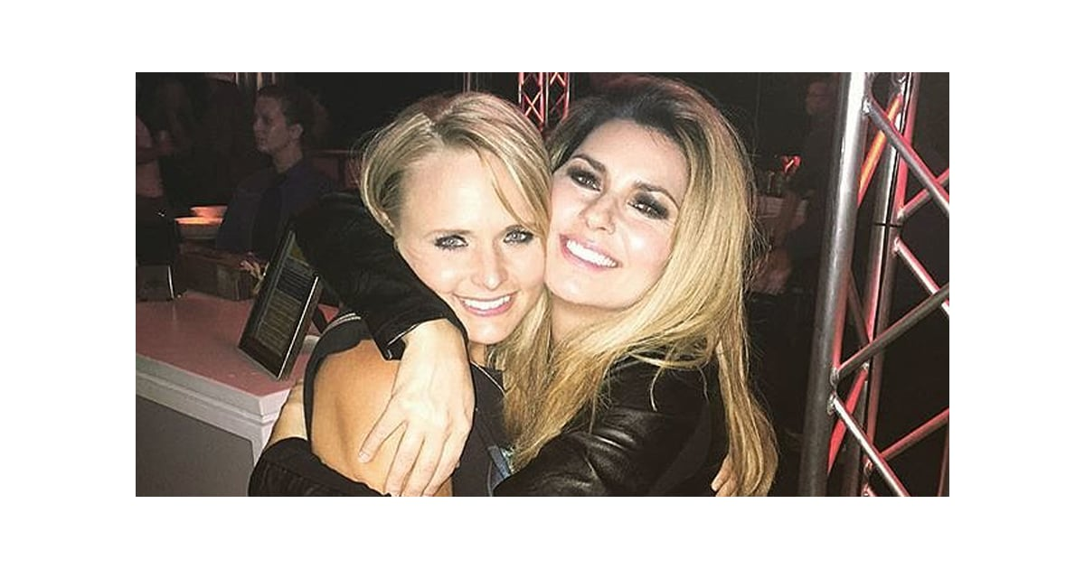 Miranda Lamberts Girls Night Out With Shania Twain