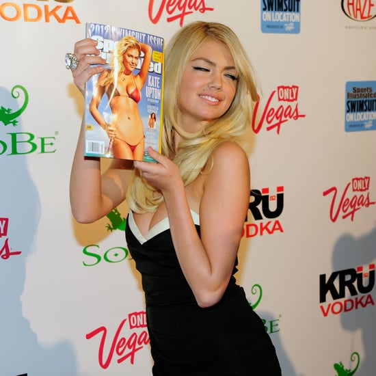 Sports Illustrated Swimsuit Issue Party in Las Vegas with Kate Upton, Anne V, Chrissy Teigen and More