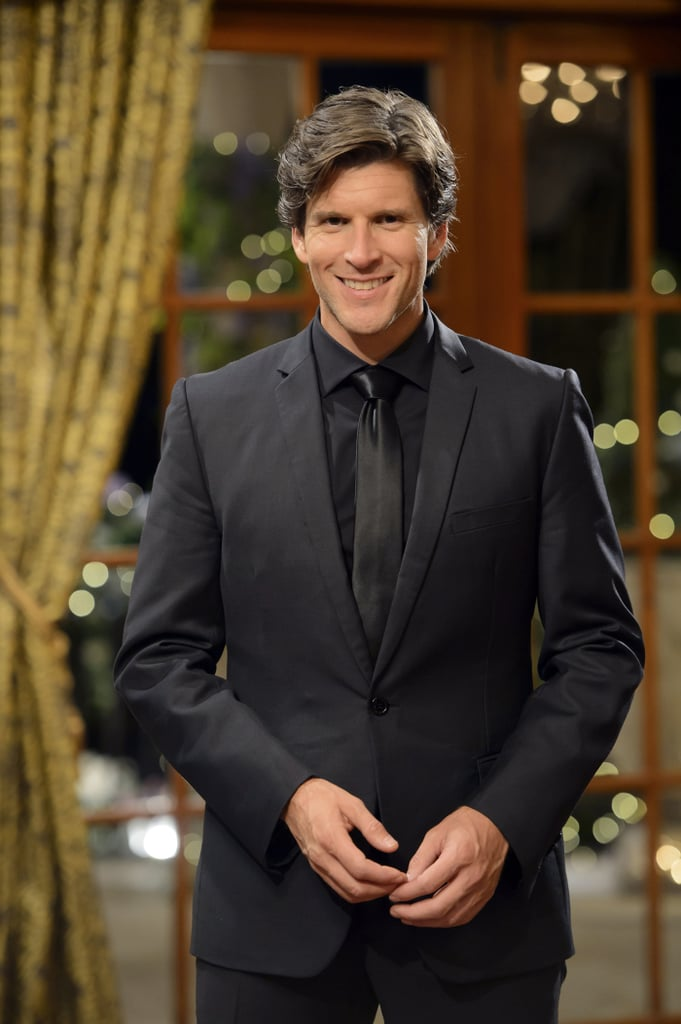 The Bachelor host and romance facilitator Osher Günsberg.