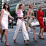 The Reborn Ladies of Sex and the City