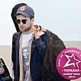 Best Beard: Robert Pattinson