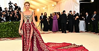 Forget Blake Lively's Tremendous Met Gala Gown — Her Clutch Holds Even More Weight