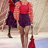 Puffy Sleeves on the Ulla Johnson Runway at New York Fashion Week