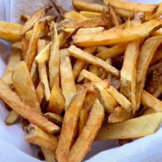 Copycat Five Guys Cajun French Fries Recipe | TikTok Video