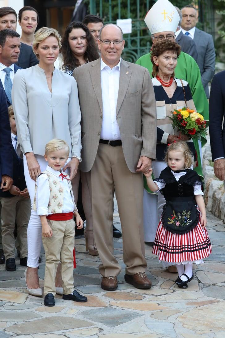 The Monaco Royal Family at Summer Picnic September 2018 ...