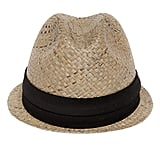 Complete your Cannes look with a bit of that Parisian charm from a straw fedora.  Rag & Bone Straw Fedora Grey Raffia ($165)