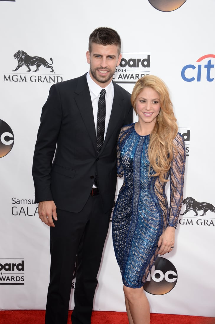 Shakira and Gerard Piqué Celebrate Her Grammy Win for El ...  Gerard Pique And Shakira Scandal