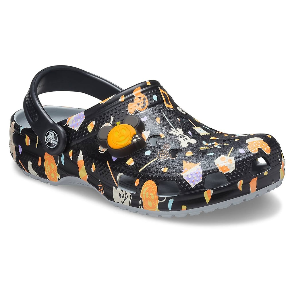 Mickey Mouse Halloween Clogs For Adults by Crocs