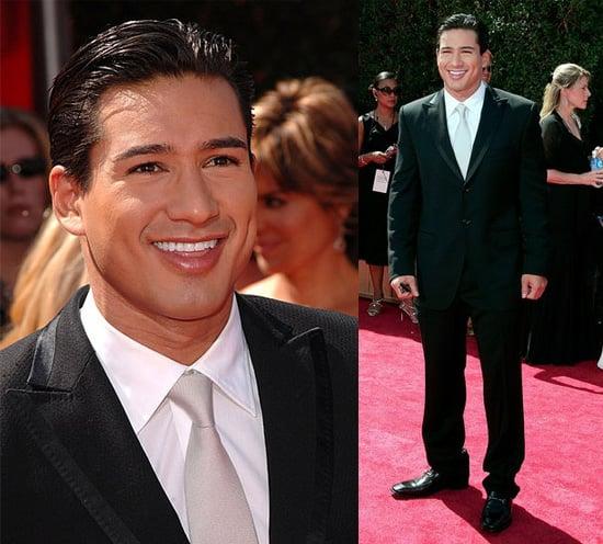Primetime Emmy Awards: Mario Lopez