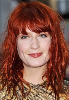 Florence Welch Makeup Palette and Pictures