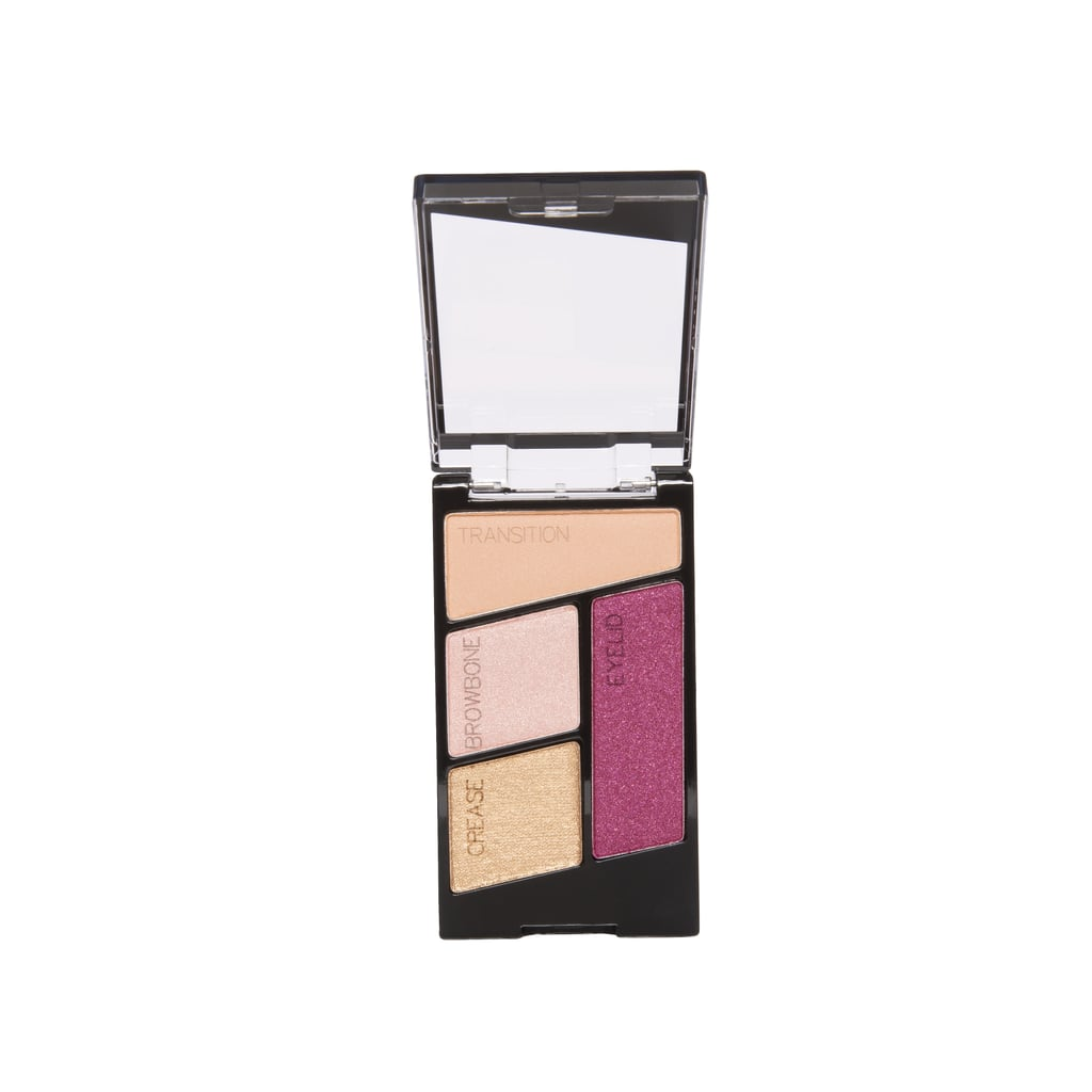 Wet N Wild Flights Of Fancy Color Icon Eye Shadow Quad In Flock Party