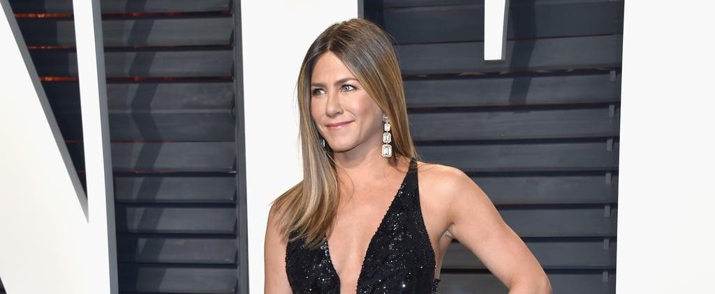Jennifer Aniston's Favorite Workout